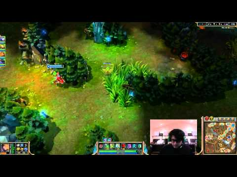 TSM Dyrus - Singed [TSM vs CRS]
