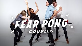 Couples Play Fear Pong (Cid & Chanarah vs. Patrick & Anna) | Fear Pong | Cut