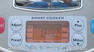 Vienta Smart Cooker Fungsi Fast Cook