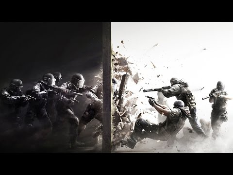 Rainbow Six Siege Gameplay (Multiplayer) (PS4/Xbox One)