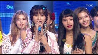 [HOT] 7월 3주차 1위 '트와이스 - Dance the Night Away' Show Music core 20180721
