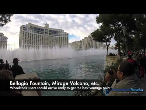 Las Vegas, NV Wheelchair & Disabled Accessibility Travel Guide by WheelchairTravel.org