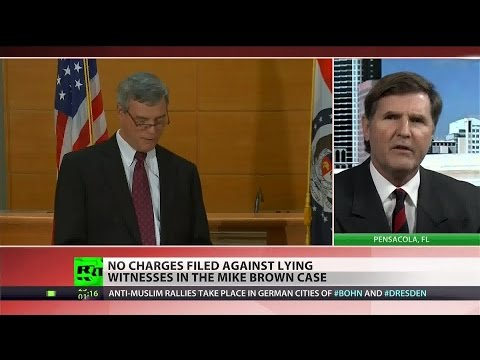 No consequences for lying Ferguson grand jury witnesses