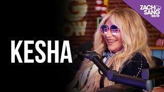 Kesha Talks Praying, Rainbow and Spaceships