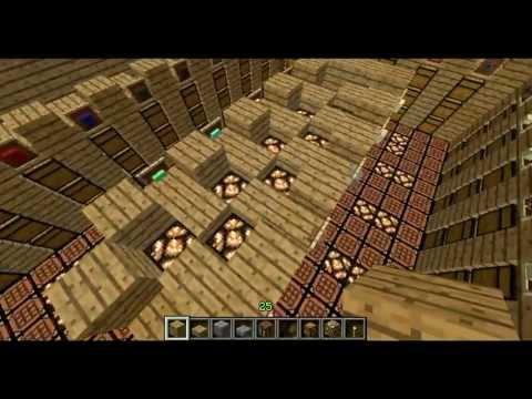 Capitulo 1 - Minetutos Como hacer un almacén (ordenado) en Minecraft