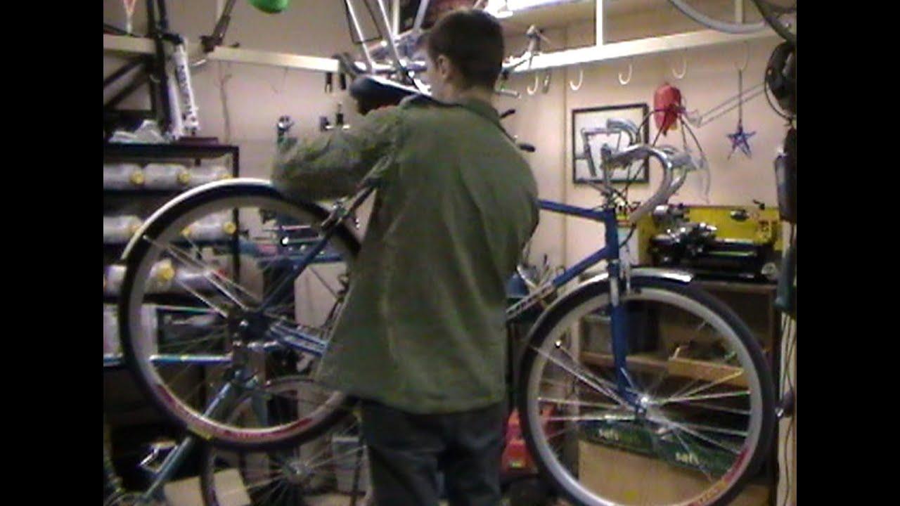 Ремонт велосипеда ссср своими руками 335