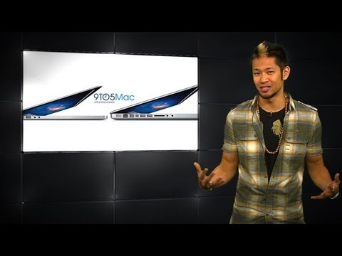 Apple Byte - New details on the next-gen MacBook Pro Music Videos