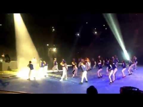 Akshay Kumar 500th Live performance at O2 Arena London  09/08/2014 Part 2 of 2