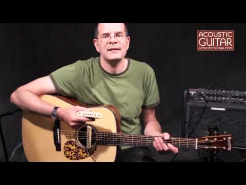 Acoustic Guitar Player's Choice Awards 2011 - L.R. Baggs M1 Active