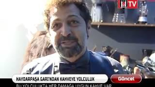 Coffee Master Alper Ulus - istanbul Coffee Festival 2015