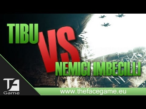 Tibu VS Nemici Imbecilli ( Corsa agli armamenti )