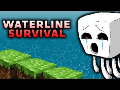 Waterline Survival #2 // Pai do Fodones, Buracos e Desafios!