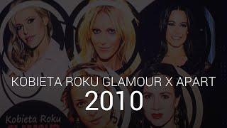 Kobieta Roku Glamour 2010