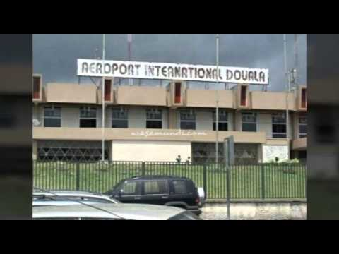 Douala Airport New look