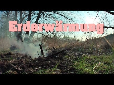 SURVIVAL Fussbodenheizung- rocket stove and dakota fire combination