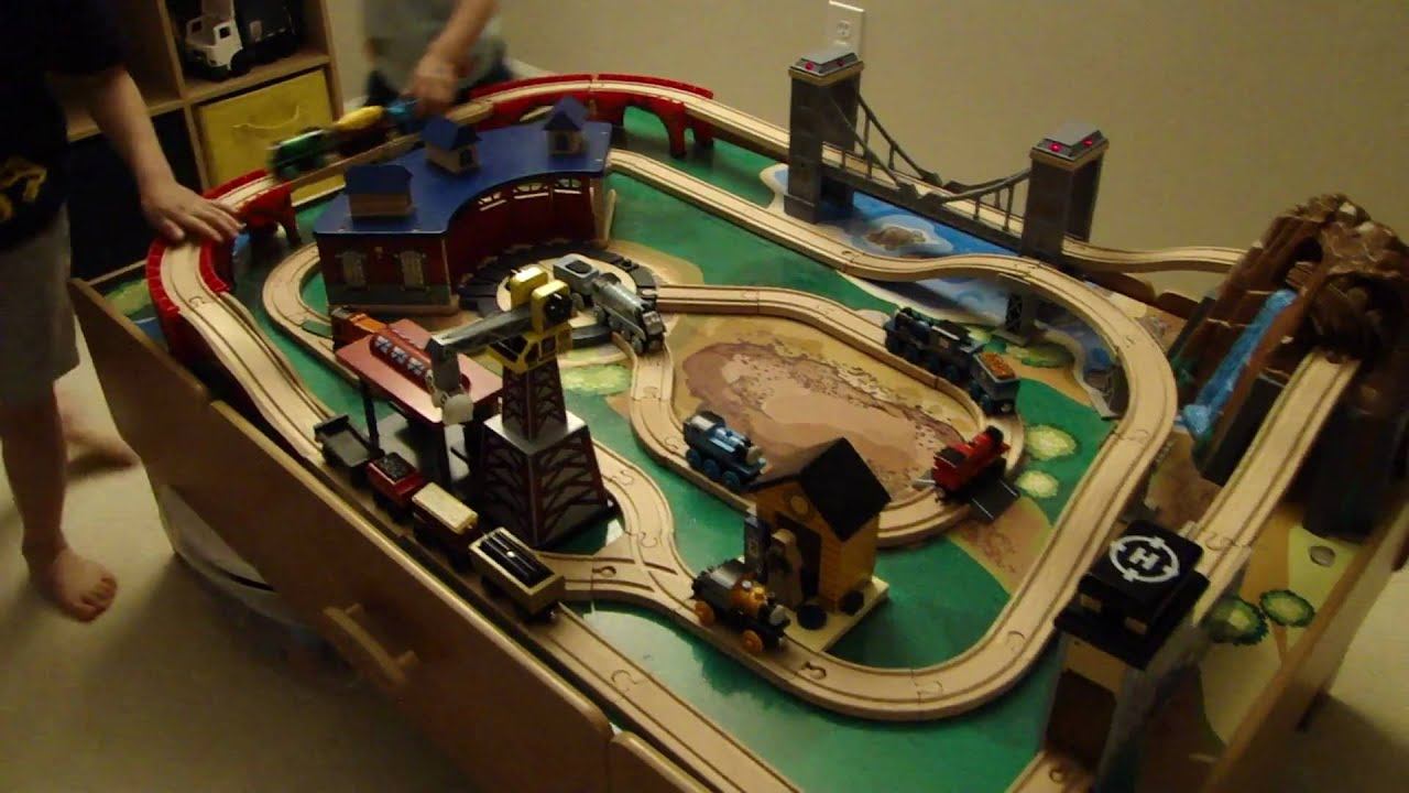 Kids Love Playing With Thomas And Friends With Imaginarium