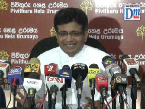 Gammanpila tells Gayantha to remove Bopage from his post
