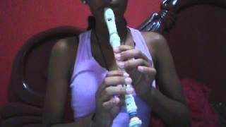 shalom my friend en flauta dulce