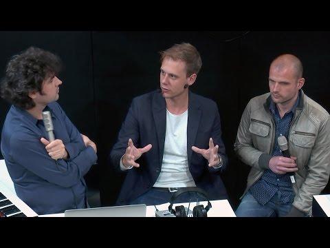 UA Messe 2015: Armin van Buuren Interview