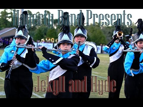 Hagerty High School Band Presents: Jekyll & Hyde (Oct. 3)