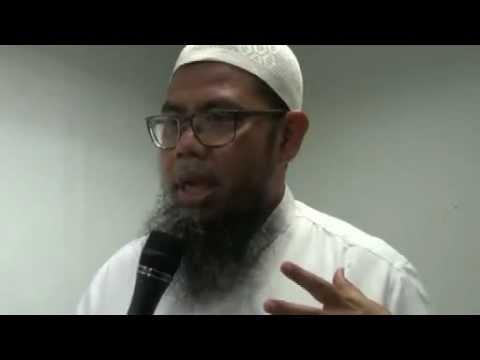 Ust. Zainal Abidin - Hal-hal yang Menghalangi Masuknya Kebenaran