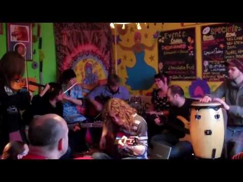 The Unknown Stuntmen - Ruth Ellis - Lincs2Nepal Cafe sessions