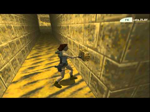 Lets Play Tomb Raider 1 German Part 18