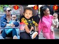Kim Kardashian's Kids 2019  [  Saint West, North West, Chicago West ]