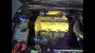 1995 Saturn S Series SC2 engine rebuild