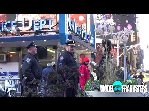 Jerking Off In Front Of Cops Prank! video