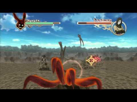 [PS3] Naruto STORM 2