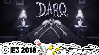 Darq Is A Zero-Gravity Psychological Horror Game | The MIX E3 2018