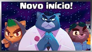 O NOVO CAMPEONATO TUTORIAL! 😱 CATS Crash Arena Turbo Stars #208