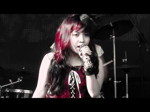Dai★shi - Moonlight Densetsu (ost Sailormoon) Cover  Jakarta Fair J Music Fanatic (july '11) video
