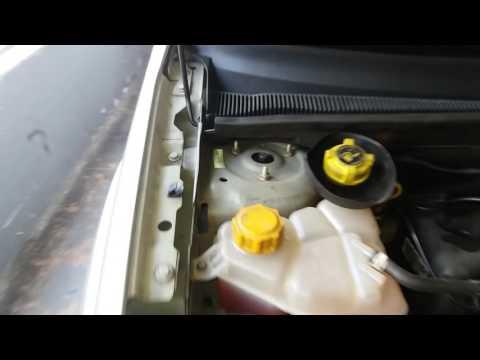 Numeração Chassi e Motor Ford Fiesta 2011