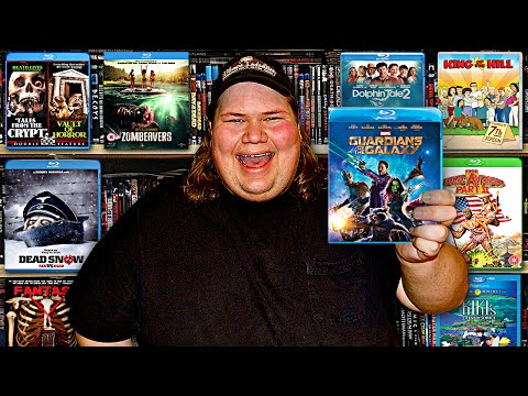 My Blu-ray Collection Update 11/29/14 : Blu ray and Dvd Movie Reviews