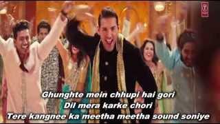 Tutti Bole Wedding Di Song Lyrics Video - Welcome Back MOVIE