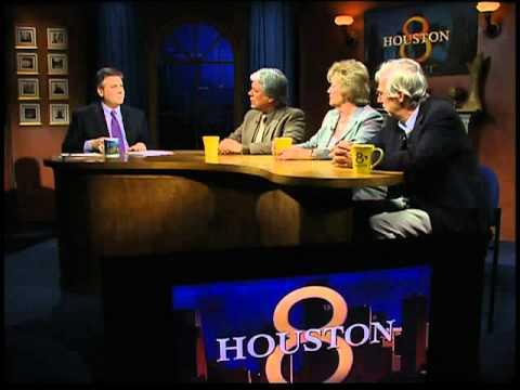 """""""Job Retraining and the Economy"""" on HOUSTON 8"""
