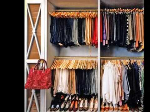 Part 1 Organizing Your Closets