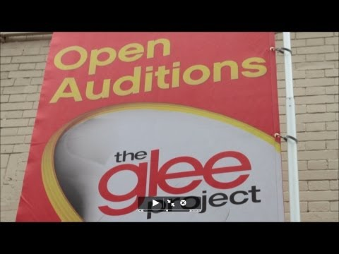 The Glee Project Season 2 - 2011 NYC Auditions & Damian McGinty