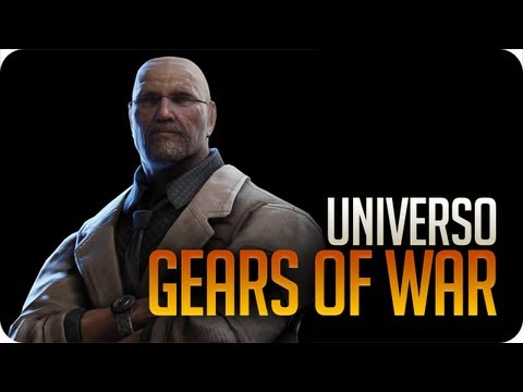 Universo Gears of War - Adam Fenix
