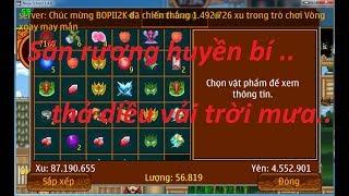 Ninja School Online | Thả diều vải trời mưa săn HUYỀN BÍ