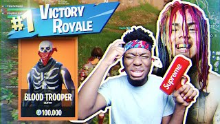 Download Lagu Playing Fortnite WITH A Blood Member... WEIRDEST DUOS TEAM ON EARTH! Gratis STAFABAND