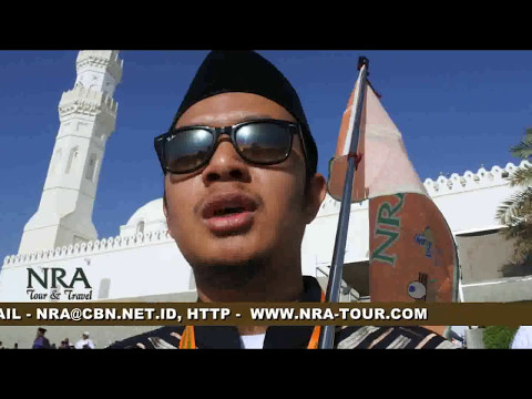 Youtube travel umroh nra