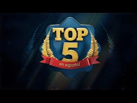 Top 5 novedades de OS X Yosemite