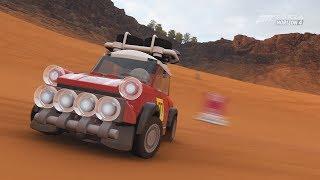 Forza Horizon 4 - LEGO Mini Cooper Gameplay!!