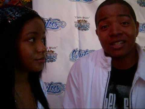Pop/R&B duo 2-U-Neek interviewed by The Pulse of Entertainment at the Down aka Kilo Launch Party Video