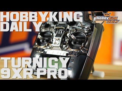 HobbyKing Daily - Turnigy 9XR PRO Radio