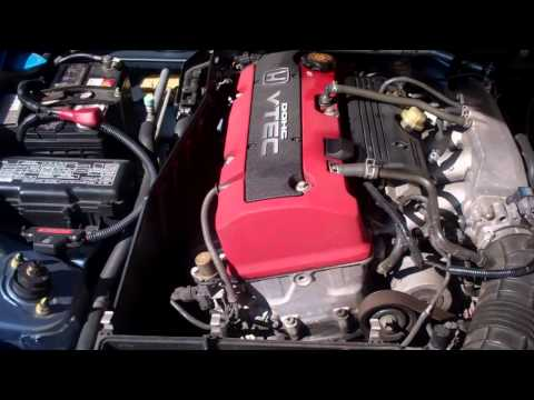 Honda S2000 engine noise. TCT (Timing Chain Tensioner)