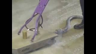 Scater 25 Demonstration - Industrial Floor Cleaning